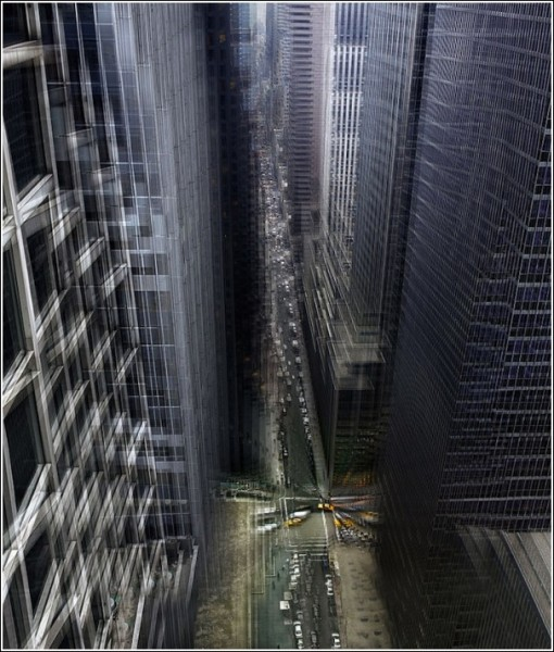 Городские фотографии Альфонсо Зубяги: где же ориентир?