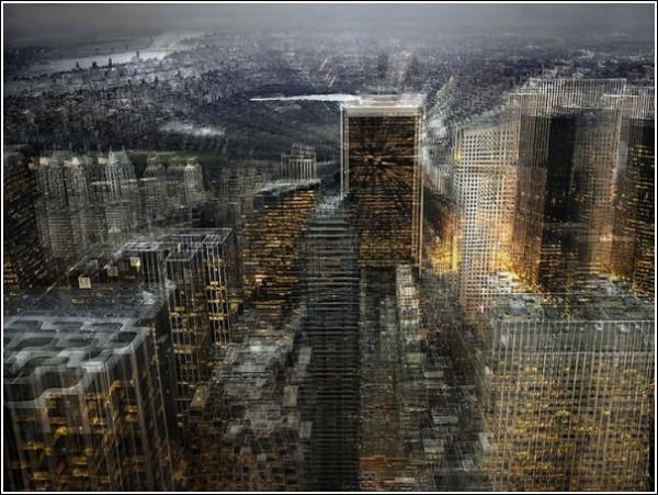 Городские фотографии Альфонсо Зубяги: всегда есть точка отсчета