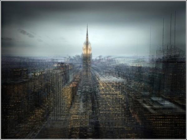 Потерянные в Нью-Йорке: городские фотографии Альфонсо Зубяги