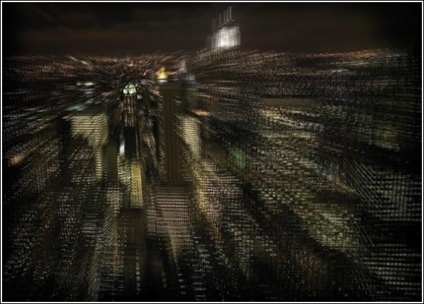 Городские фотографии Альфонсо Зубяги: головокружительный фотопроект