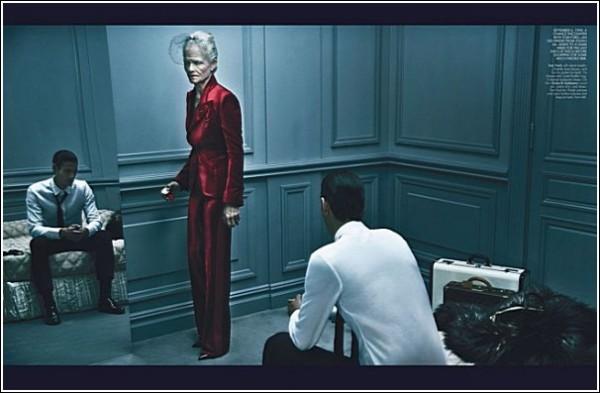 Фэшн-фотографии Стивена Кляйна: 1998 год