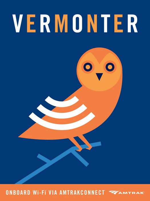 Вай-фай простер совиные крыла: американская креативная реклама