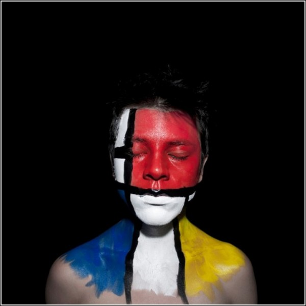 «Композиция II с красным, желтым и синим» Пита Мондриана