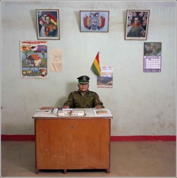 Мир чиновников и чиновники мира: Боливия