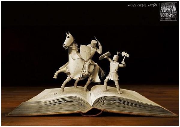 чешская книжная реклама: чтение - открытие новых миров