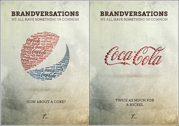 Фирменные логотипы из фирменных логотипов: проект Стефана Асафти