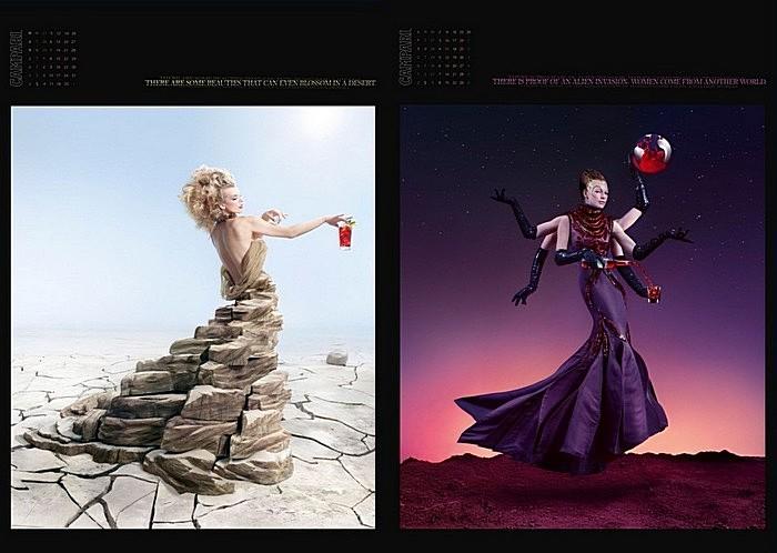 Креативный календарь, посвященный концу света: март-апрель