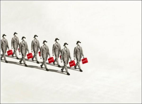Философские картины Марселя Сеппена: *Отдел маркетинга*