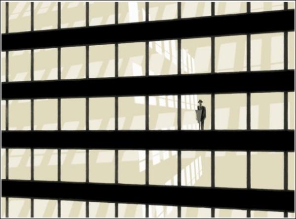 Философские картины Марселя Сеппена: *Отражения*