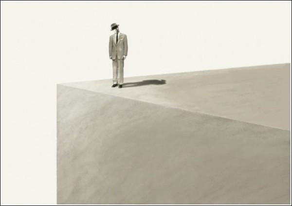 Философские картины Марселя Сеппена: *Конец света*
