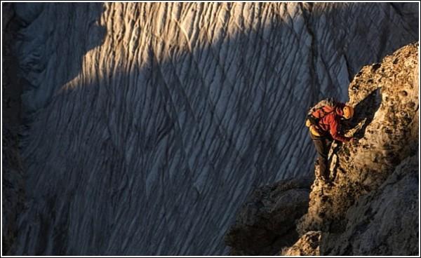 Облако, озеро, пропасть: фотографии гор Джимми Чина