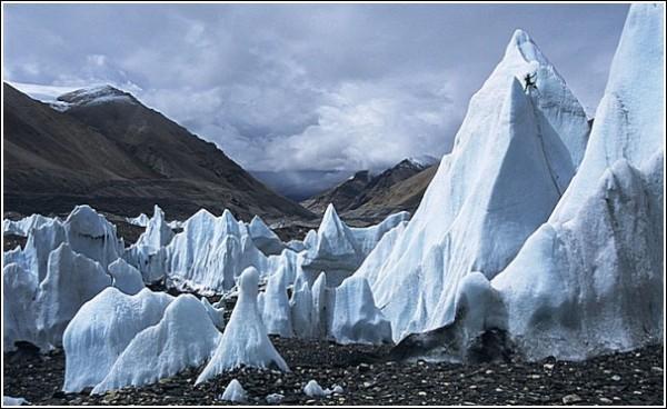 Зубы дракона: фотографии гор Джимми Чина