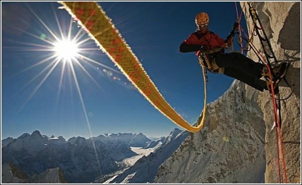 Холодное солнце вершины: фотографии гор Джимми Чина