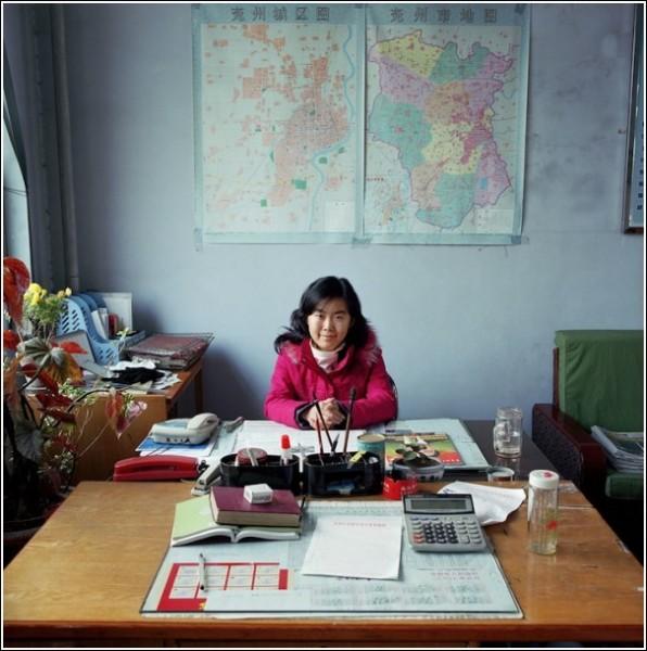 Мир чиновников и чиновники мира: Китай