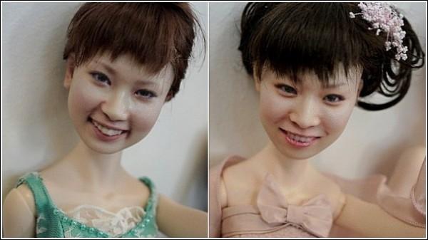 Уникальные куклы: женский вариант