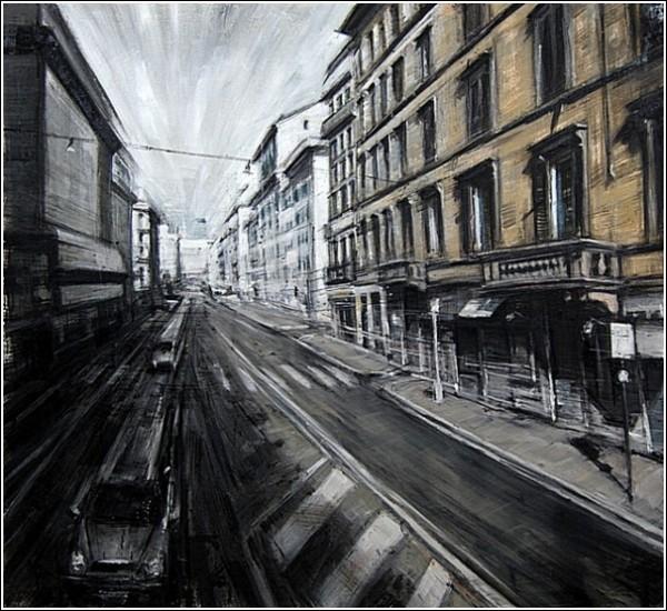 Городская жизнь как путь