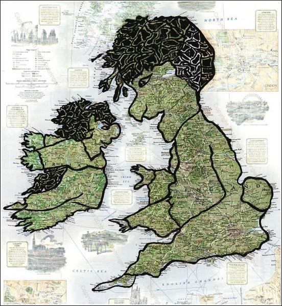 Оригинальные работы Ингрид Дебрингер: Великобритания и Ирландия
