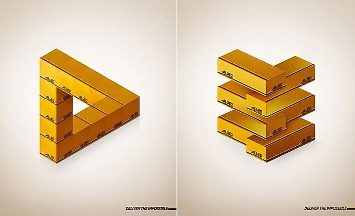 Перевозка очень нестандартных конструкций в нестандартной рекламе