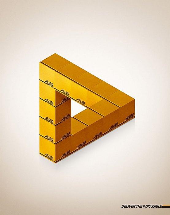 Перевозка нестандартных конструкций: креативная реклама сервиса