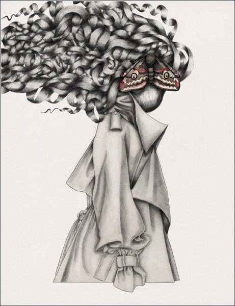 Такие разные рисунки Тары Дуганс: обезличенные люди