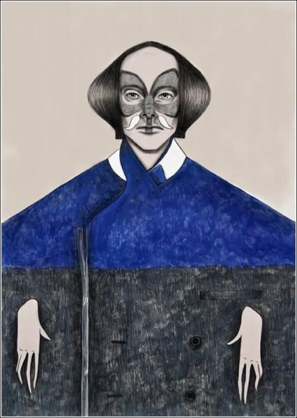 Люди, порабощенные одеждой: такие разные рисунки Тары Дуганс