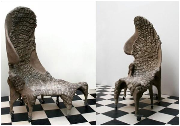 «Дом возможностей» Карин Франкенштейн: лепные кресла