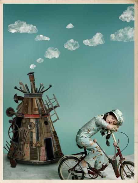 Пепелац: забавные и странные фотографии Габи Хербштейн