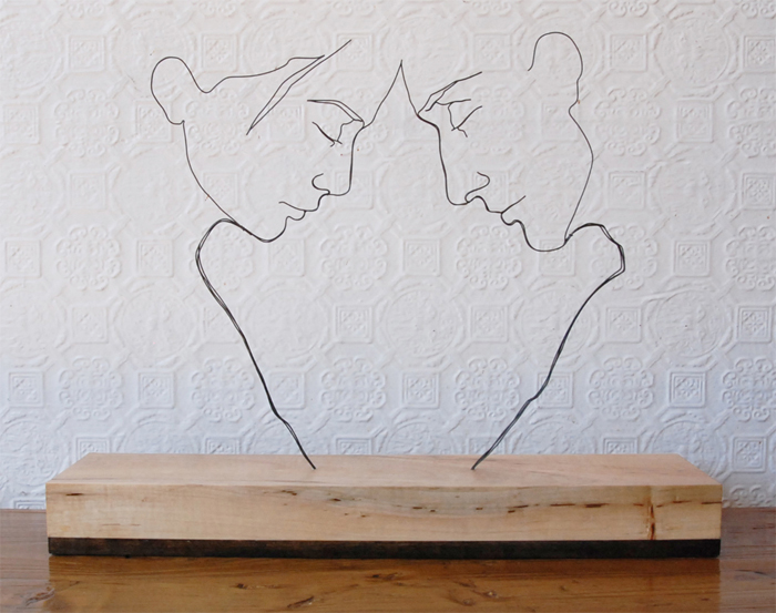 Лицом к лицу: творчество Гэвина Ворта