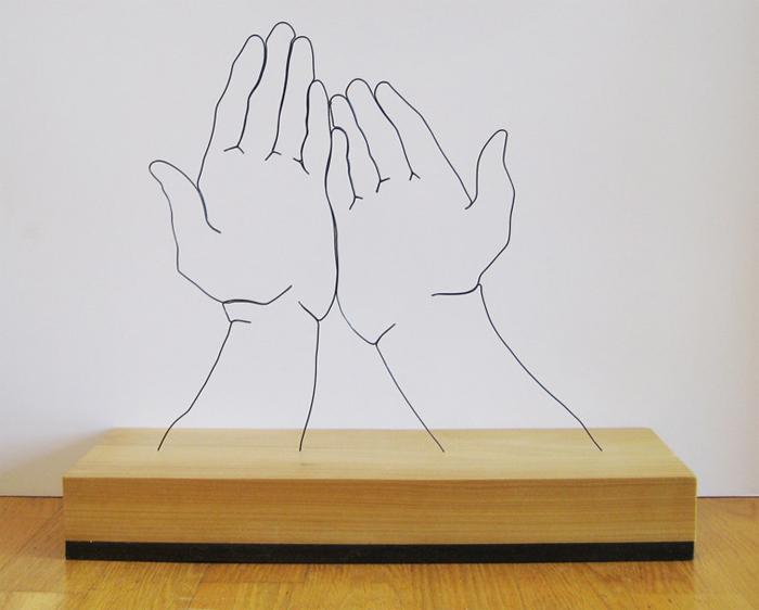 Открытые ладони: творчество Гэвина Ворта