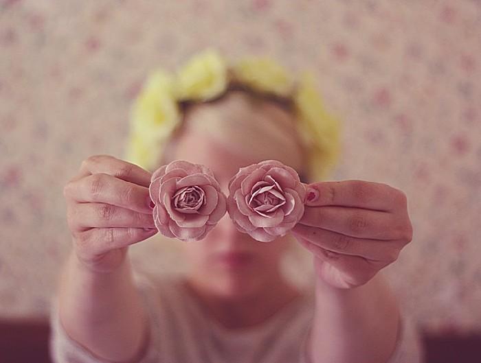 Розовые очки: креативные фотографии Глории Мариго