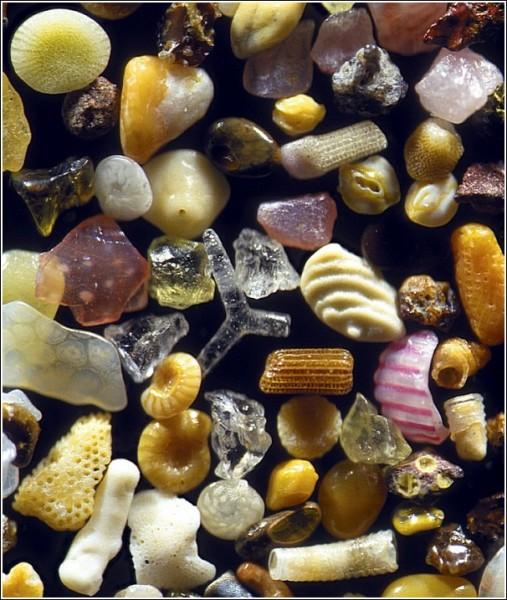 Не счесть алмазов на песчаных пляжах