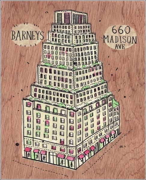 Все здания Нью-Йорка: адрес прилагается