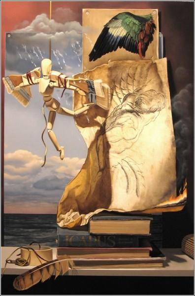Мифологические сюжеты на новый лад: «Icarus» («Икар»)