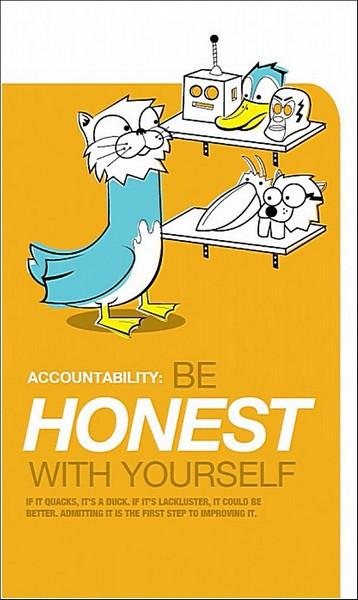Ответственность: позитивные мотиваторы агентства JWT
