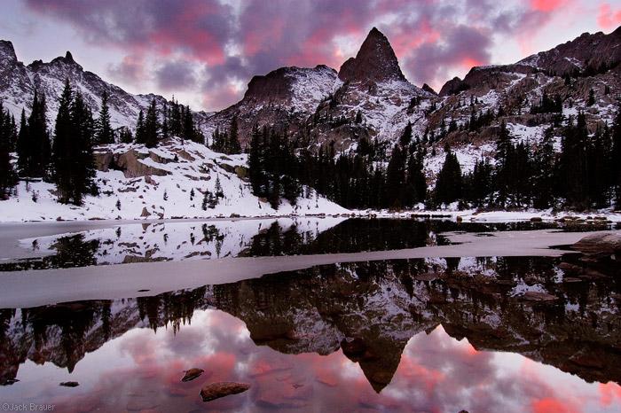 Фотоохота на горные красоты: творчество Джека Брауэра