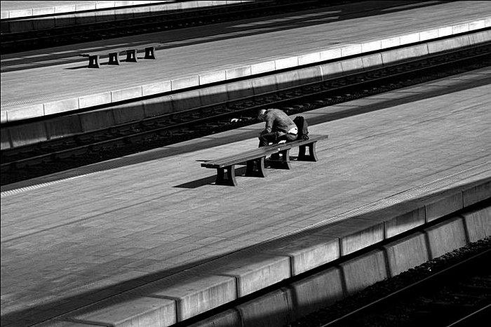 Утренняя тишина: умиротворяющие черно-белые снимки Кая Циля
