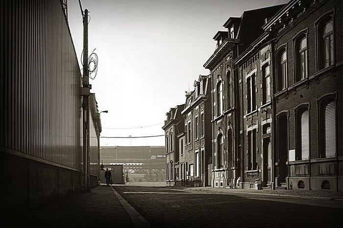 Рассвет: умиротворяющие черно-белые снимки Кая Циля