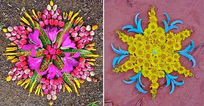 Осенние композиции из овощей и цветов своими руками фото 212