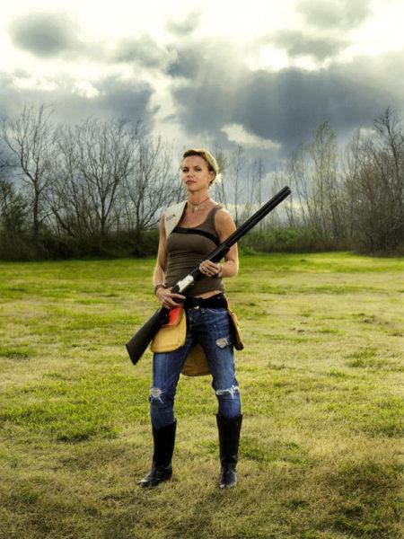 Женщины с оружием: современная Артемида
