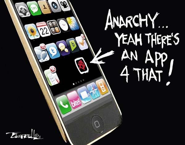 Приложение «Анархия»