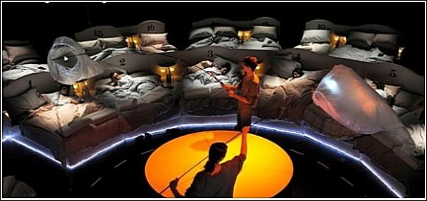 «Колыбельная»: театральный спектакль на сон грядущий