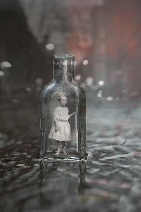 Спасение от забвения: креативные фотоманипуляции Марка Янкуса