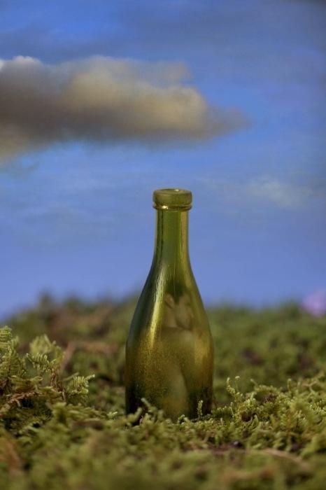 Джинн растворился: креативные фотоманипуляции Марка Янкуса