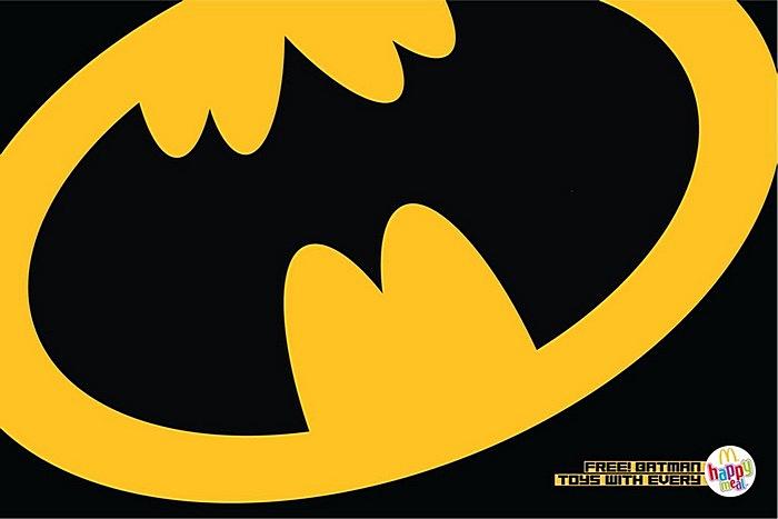 Бэтмен возвращается. Креативная реклама «Макдональдса»
