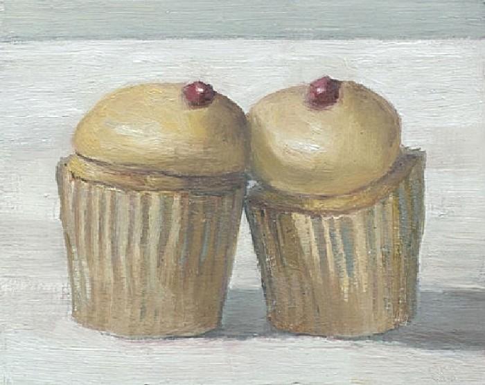Десерт: масляная живопись Майкла Кнуда Росса