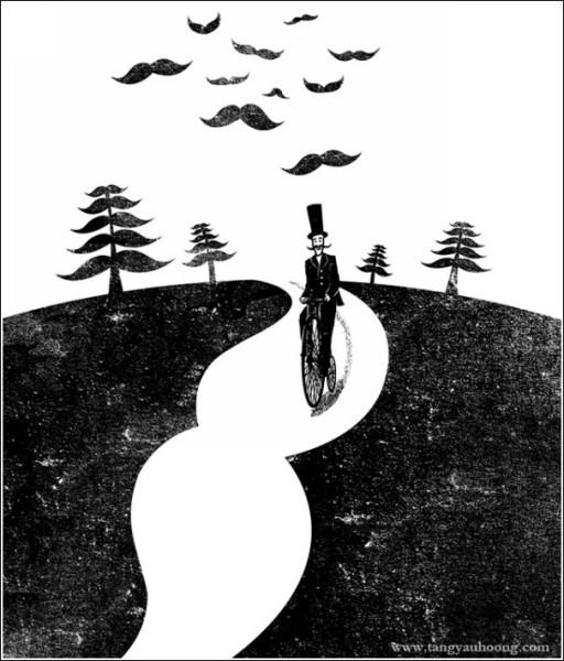 Искусство создавать иллюзии: картина *Мусташвилль* (деревня Усовка)