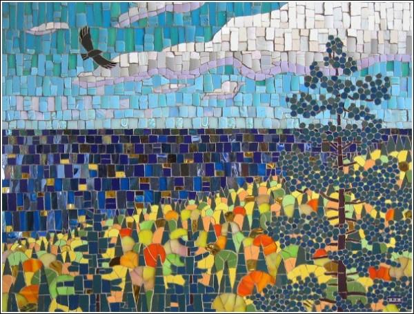 мозаичные картинки - фото 6