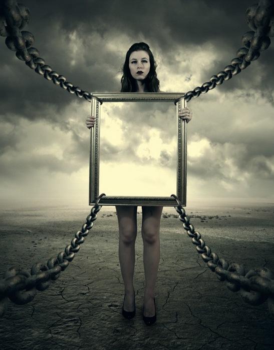 Зеркало души: фотоманипуляции Норвика Фернандеса Австрии