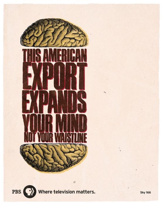 «Этот американский экспорт увеличивает ваш мозг, а не талию»