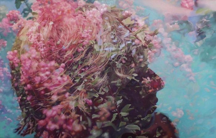 Когда в голове - весна: акриловая и масляная живопись Пакайлы Рэ Бин